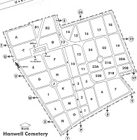 Hanwell Cemetery Grass Cutting Schedule