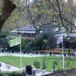 Green Flag Award Victoria Embankment Gardens