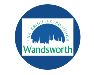 London Bor of Wandsworth logo