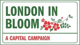 London In Bloom award logo
