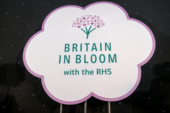 Britain In Bloom Sign