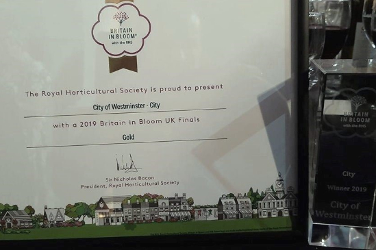 Britain In Bloom Awards